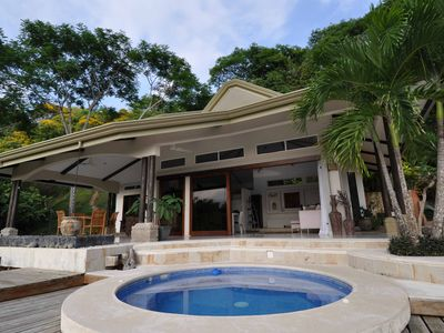 Rain Forest Paradise Overlooking the Pacific Ocean & Southern Costa Rica Beaches