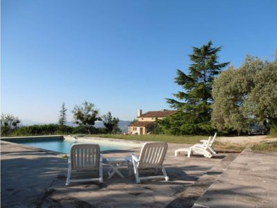 Photo for Luxury, views & privacy in Provence