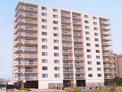Towers 201-Oceanfront 29th St, Pool, Elev, W/D, AC, WIFI
