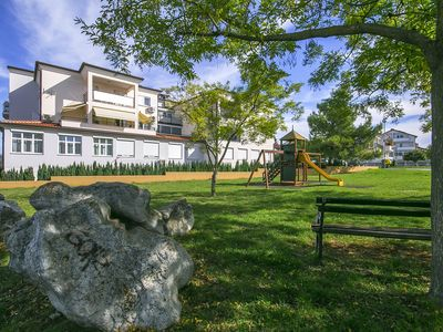Photo for Modern luxury apartment for 6 persons in Porec, 600 meters from the beach