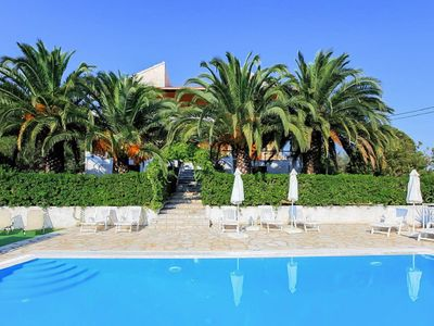Photo for Cochelli Villa Lower: Swimming Pool, Walk to Beach, A/C, WiFi, Car Not Required