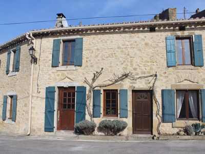 Photo for Historic French Stone Country Home