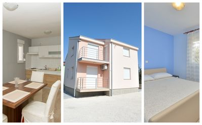 Photo for Villa with 4Bedrooms, 2 Floors, WiFi, Parking, BBQ