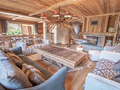 Photo for Luxury Chalet - Méribel - 15 people- ski in