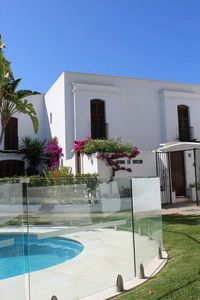 Photo for Estepona-Villacana. Apartment with pool view