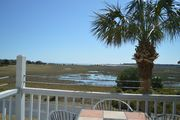 180 degree Ocean/Marsh Views, All fees included (cleaning, taxes, pkg pass)