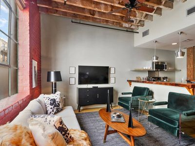 Photo for Domio | Warehouse District | Inventive Two Bedroom