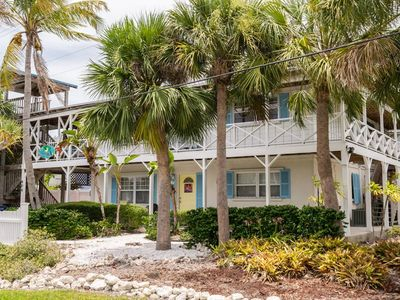 Photo for Beautiful 2B/2B unit w/ freestyle heated pool, fountains & nearby tiki table