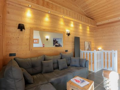 Photo for CHALET SÉLAOU - Center Station - Magnificent spacious chalet with fireplace