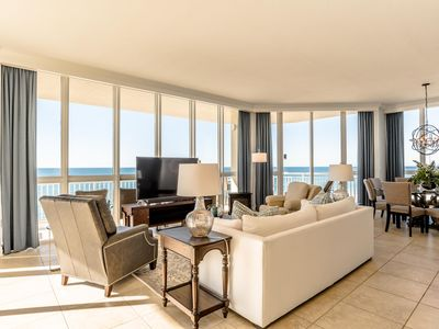 Photo for Upgraded Beachfront Condo. Multiple Balconies Overlooking the Beach. Over 4000 s