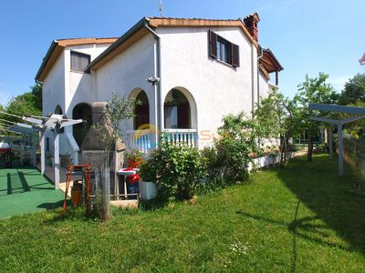Photo for Apartment 1621/16700 (Istria - Valbandon), Family holiday, 1000m from the beach