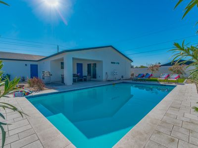 Photo for BRAND NEW CUSTOM POOL!!! PERFECT HISTORICAL DISTRICT HOME W/BRAND NEW EVERYTHING