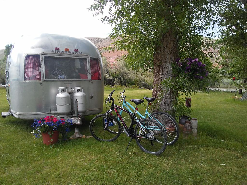 Glamping On The River An Airstream Adventu Vrbo