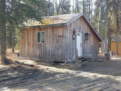 Photo for Basic sportsman's cabin 1/2 mile from Kenai River