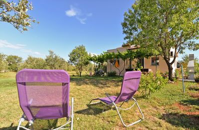 Photo for Holiday house Fažana for 4 - 6 persons with 2 bedrooms - Detached holiday house