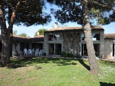 Photo for Oléron island large house with private no overlooking, garden near to the ocean