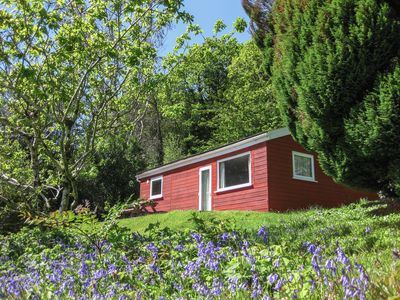 Photo for BLUEBELL LODGE, pet friendly, with a garden in Liskeard, Ref 962651