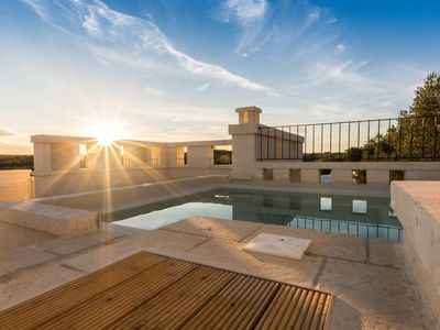 Photo for Luxury 8 bedroom villa in Puglia with heated pool