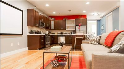 Photo for STUNNING LUXURY 2 BEDROOM -- NEAR NYC TRAIN