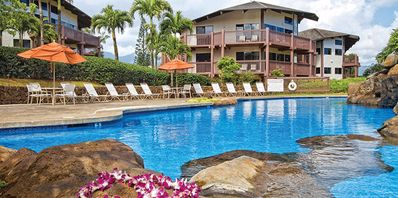 Wyndham Ka 'Eo Kai Resort ~ Family Friendly Resort ~ 2B ~ Full Kitchen!  KAUAI