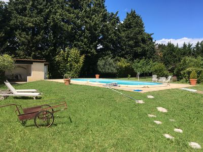 Photo for Villa in Provence with swimming pool