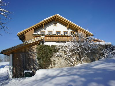 Photo for Holiday apartment Breitenberg for 2 - 4 persons - Holiday apartment