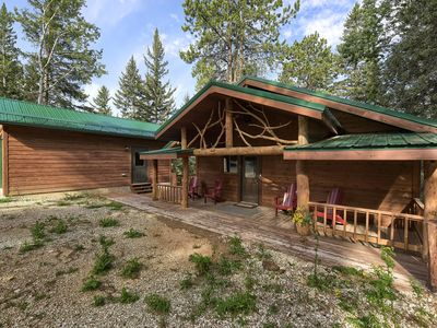 Photo for Charming 4 BR Newly Renovated w/ Hot Tub - Walking Distance to Terry Peak!