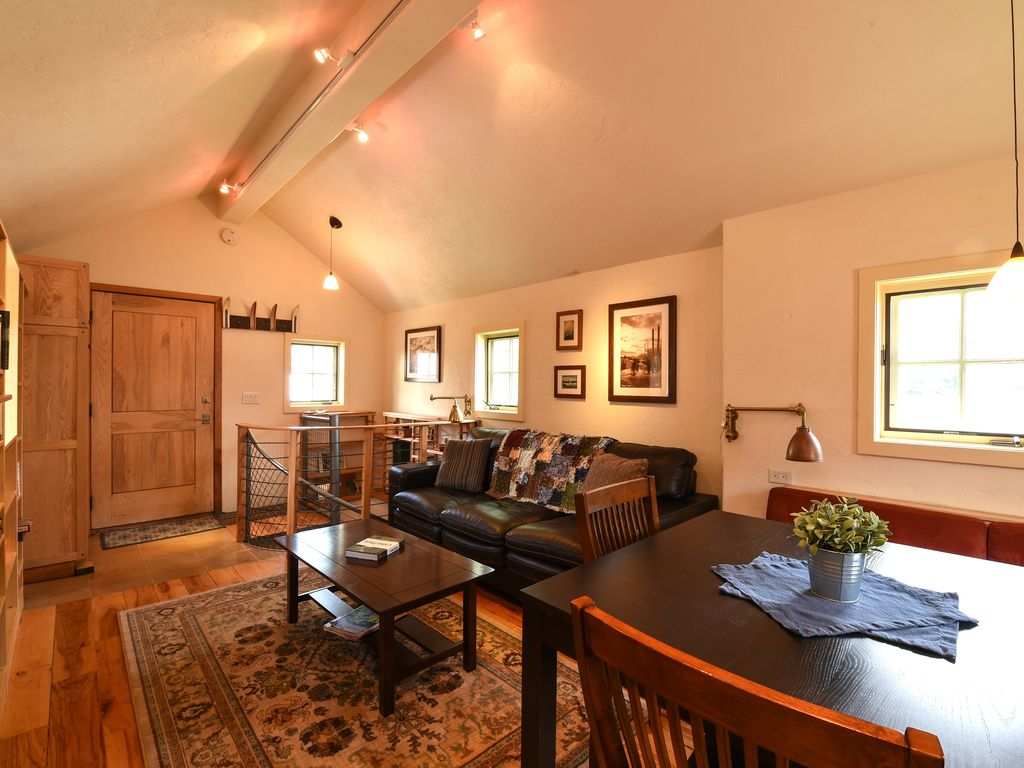 Downtown Crested Butte Miners Cabin/Tiny House - VRBO