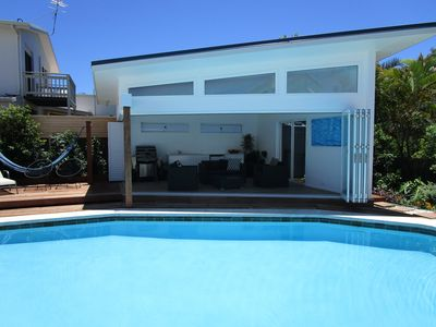 Photo for Noosa Home - Can walk to beach, restaurants, National