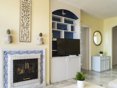 Photo for Spacious apartment for s / ss sea vis-a-vis with 2 bedrooms and 2 bathrooms