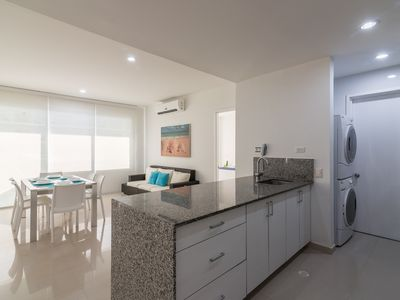 Photo for Ocean and pool view 406 Cartagena