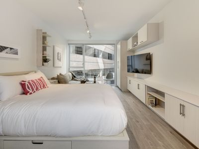Photo for Ampeer Residences Dupont Circle - Classic Tower Studio