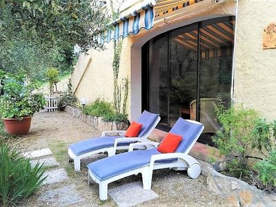 Photo for PROVENCE cottage for 4 people very comfortable in the hinterland of Nice