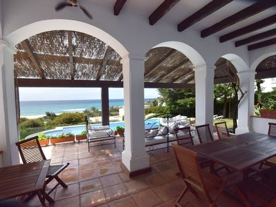 Photo for Andalusi Magnificent villa with 5 Bedrooms walk from Playa For max. 9 Pax