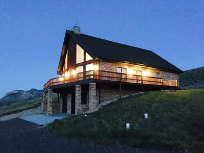 Photo for Located in the Heart of Yellowstone Country that accommodates 14 guests!