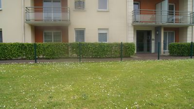 Photo for 1BR Apartment Vacation Rental in Saint-Valery-en-Caux, Normandie