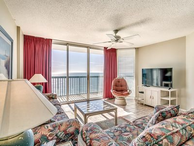 Photo for Clean Oceanfront AshWorth, 10th Floor, Lazy River