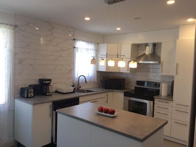 Photo for CLOSE TO DOWNTOWN, NEWLY RENOVATED ,COMFY UNIT, BRIGHT, SMART HOME...