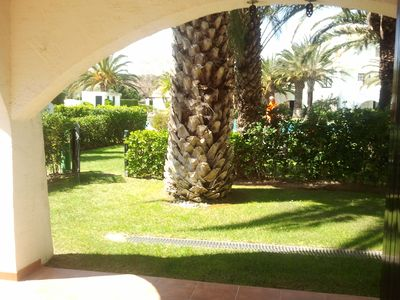 Photo for Pals, ground floor apartment for 4 people, only 40 m from the beach