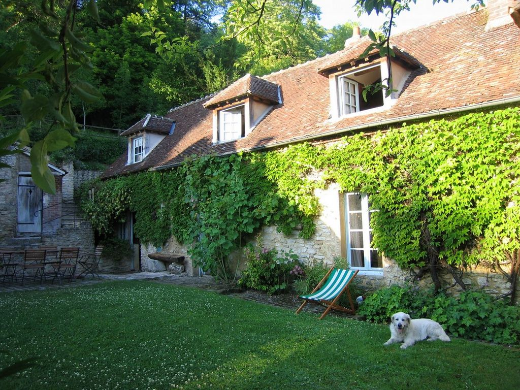 Maison De Campagne Vexin the cottage, farmhouse in the heart of norman vexin - dampsmesnil