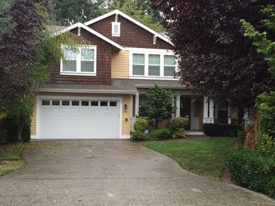 Photo for Large Downtown Bellevue Home--Great for Family Gatherings or Business Meetings!