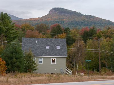 Photo for Open Concept W/ Mountain Views - Abutting The White Mountain National Forest