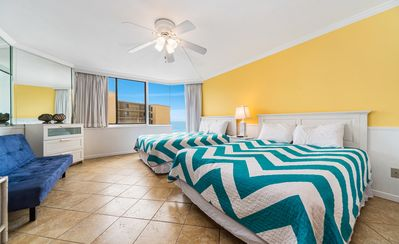 Photo for New Listing! Oceanfront view, walking distance to Pineapple Willy's, free WiFi!