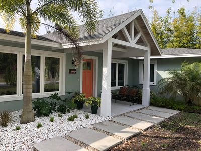 Photo for A Newly renovated home in desirable Indian Beach Sapphire Shores neighborhood