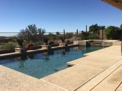 Photo for Desert Paradise With Private Pool and Spa, Anthem Country Club