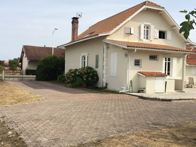 Photo for Family House with Fenced Garden, 5 Bedrooms, Sleeps 12