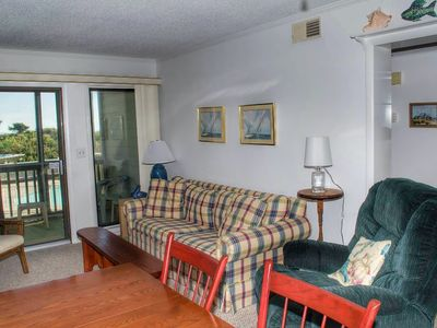 Photo for 3BR Oceanfront Condo with Private Beach Access, Superb Location!