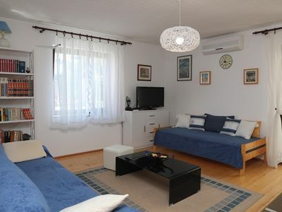 Photo for Apartment in the center of Rovinj with Air conditioning, Parking, Balcony (523613)