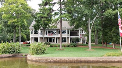 Photo for Lake Norman Lakefront - Brand New Walkout Basement Apartment