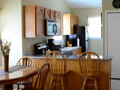 Photo for Updated CLEAN Top-Floor Condo w/ Lake View & Indoor Pool, next to SDC